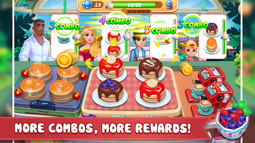 Cooking Life : Master Chef & Fever Cooking Game 8.1 screenshots 5