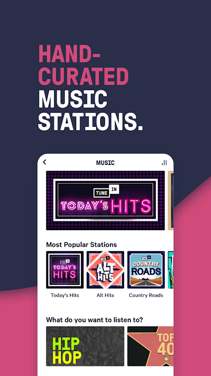 TuneIn Pro: Live Sports, News, Music & Podcasts  poster 3