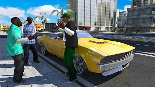 Real Gangsters Auto Theft-Free Gangster Games 2020 screenshots 1