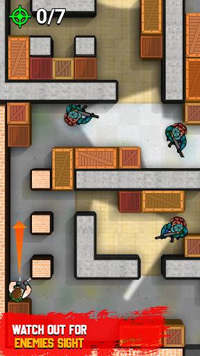 Hunter the assassin Games of Hero 1.2 screenshots 3
