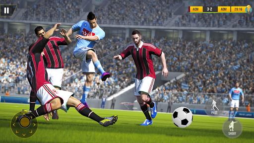 Real Soccer Strike: Free Soccer Games 2021 1.0.0 screenshots 10