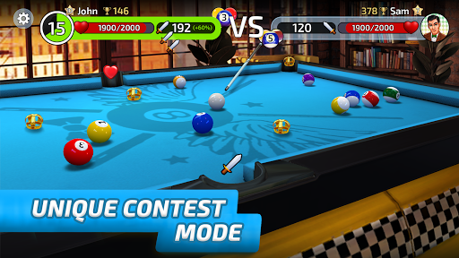 Pool Clash: new 8 ball billiards game  screenshots 1