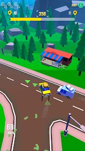Taxi Run MOD (Free Shopping) 1