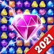 Jewels Crush Legend- Diamond & Gems Free Match 3 - Androidアプリ