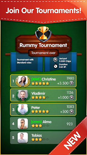 Rummy (Free, no Ads) 1.7.0 screenshots 2