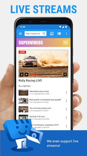 Web Video Cast | Browser to TV/Chromecast/Roku/+ 5.1.12 Screenshots 5
