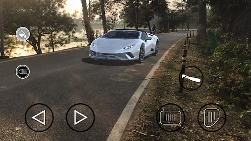 AR Real Driving - Augmented Reality Car Simulator 3.9 Screenshots 4
