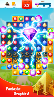 Jewels Legend - Match 3 Puzzle mod apk