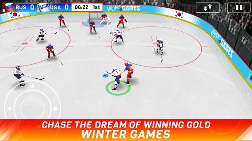 Hockey Nations 18 1.6.6 Screenshots 1