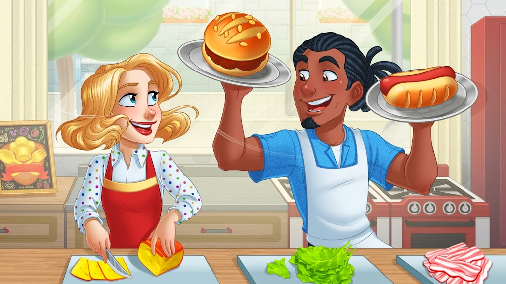 Cooking Diary®: Best Tasty Restaurant & Cafe Game  poster 6