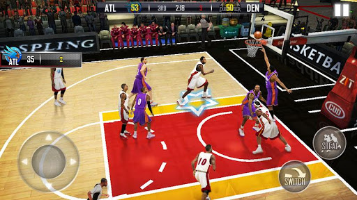 Fanatical Basketball 1.0.8 screenshots 2