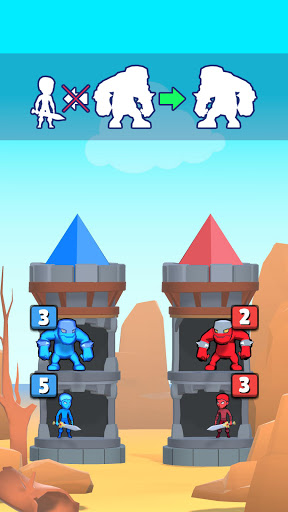 Hero Tower Wars - Castle War Games  screenshots 14