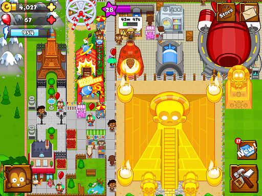 Bloons Monkey City  Screenshots 13