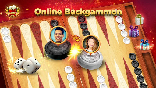 Backgammon King Online - Free Social Board Game androidhappy screenshots 1