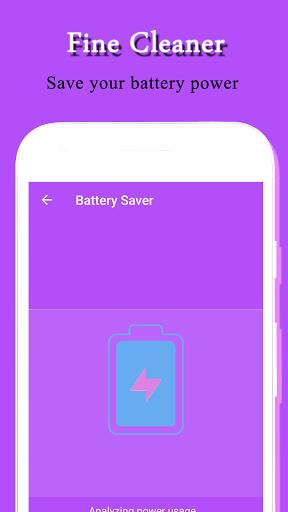 Fine Cleaner & CPU - Cooler & Bass Booster Apkfinish screenshots 5