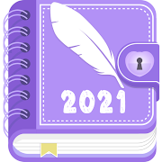 Diary:My Daily with Password, Secret Daily Journal