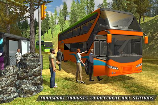 Bus Simulator 2021: Bus Games screenshots 3