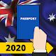 Citizenship Test 2020 AU cover