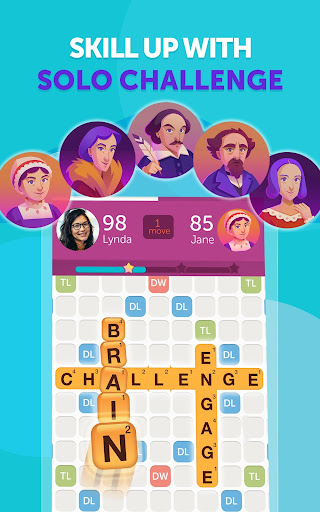 Words with Friends: Play Fun Word Puzzle Games 15.304 screenshots 8