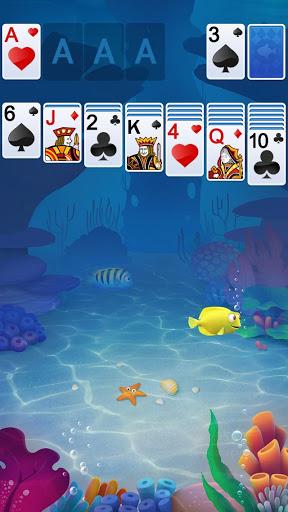 Solitaire Klondike Fish 1.0.8 screenshots 1