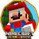 Mod super mario world Minecraft PE