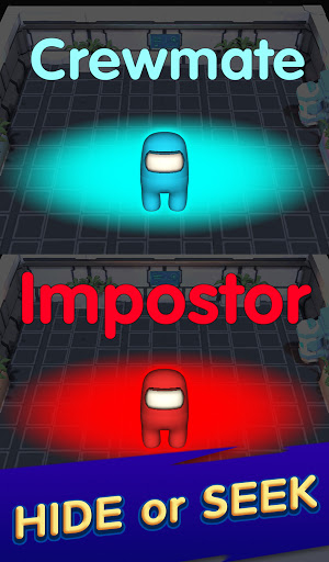 Impostor Survival - Crewmate hide n seek 1.0.14 screenshots 1