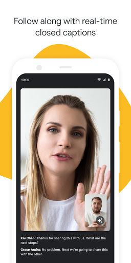 Google Meet android2mod screenshots 4