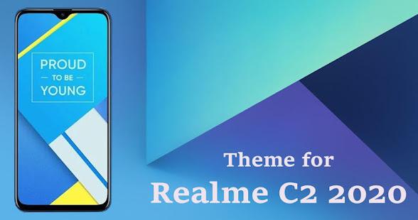 Theme for Realme C2 Pro 2020 / Realme C2 2020 1.0.22 screenshots 1