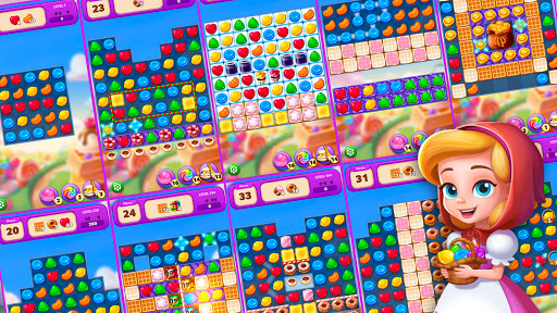 Lollipop : Link & Match  screenshots 16