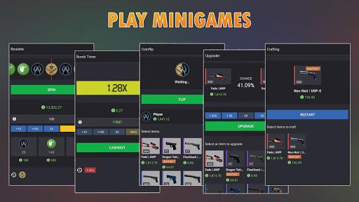 Counter-Strategy -  CS GO Simulator & Case Opening 1.5.0 screenshots 4