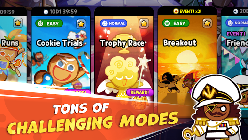Cookie Run: OvenBreak - Endless Running Platformer 6.912 screenshots 7