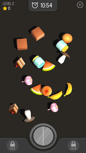 Match 3D - Matching Puzzle Game Android App Screenshot