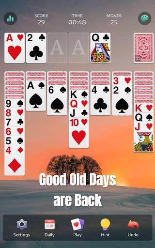 Solitaire - Classic Card Game, Klondike & Patience 1.0.0-21061246 screenshots 16