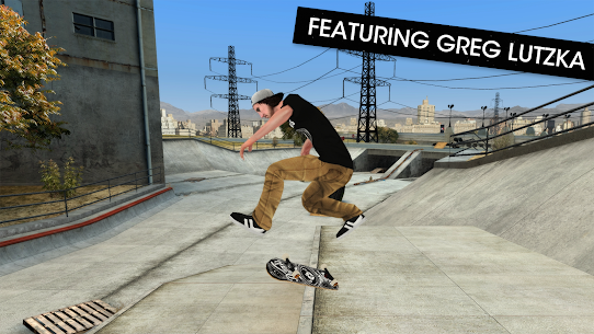 Skateboard Party 3 MOD (Unlimited Experience) 1