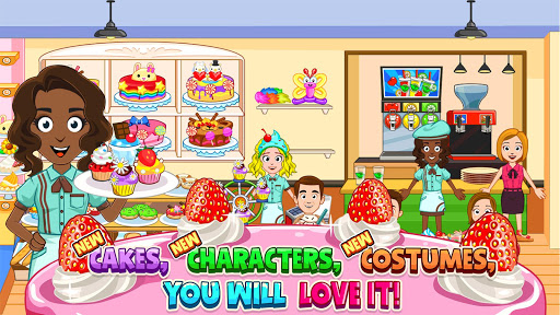 My Town : Bakery - Cooking & Baking Game for Kids 1.11 Screenshots 2