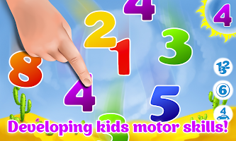 Learning numbers for kids - kids number games!