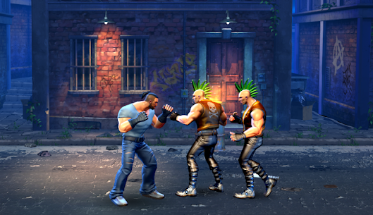 Final Street Fighting game Kung Fu Street Revenge Hack & Cheats Online 3