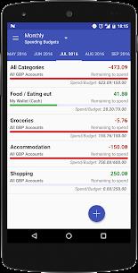 Just Money manager, Budget Bills & Expense tracker 0.9.6 Apk 3