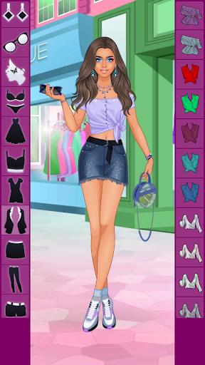 Fashion Diva V.I.P. Shopping - Makeover Salon 1.0.1 screenshots 2