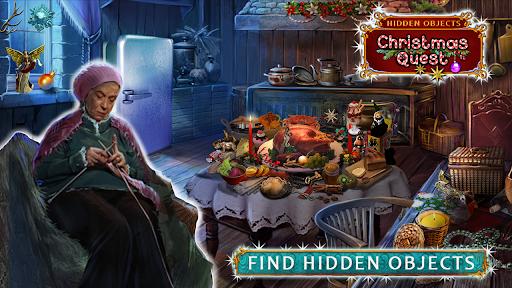 Hidden Objects: Christmas Quest screenshots 4