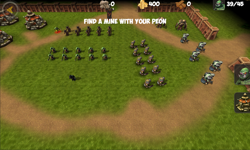 OrcWar Clash RTS 1.126 screenshots 8