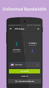VPN Master – Hotspot VPN Proxy v4.0.157 MOD APK 2