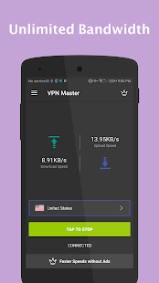 VPN Master - Hotspot VPN Proxy Screenshot