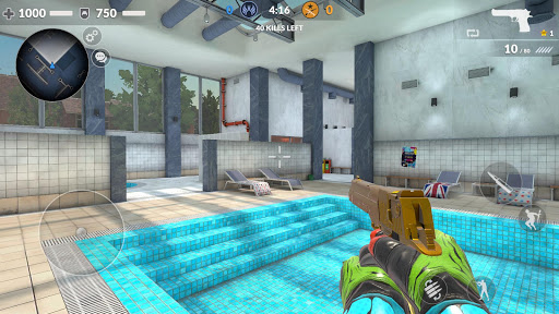 Critical Strike CS: Counter Terrorist Online FPS 10.32 screenshots 9