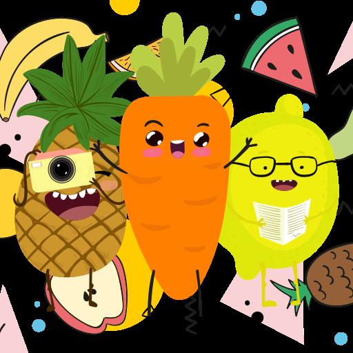 Fruits & Vegetables Quiz - Fruiz