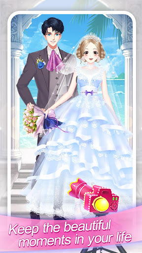 ud83dudc70ud83dudc92Anime Wedding Makeup - Perfect Bride 2.6.5052 screenshots 14
