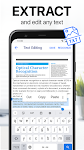 screenshot of PDF Scanner App - Scan Documents with iScanner