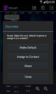 Ringtone Creator & MP3 Cutter