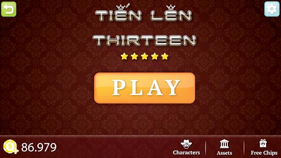 Tien Len - Thirteen screenshots 1