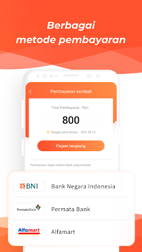 Rupiah Kilat-Pinjaman Uang Tunai Online Dana Cepat
